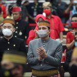 Paripurna Hari Jadi Sulawesi Selatan ke 351 Tahun 19 Oktober 2020